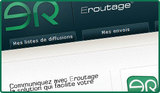 Eroutage application simple et ergonomique